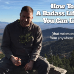 How To Start A Badass Lifestyle Blog (that you can live off of!)