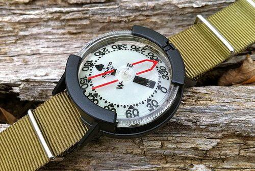 Image result for suunto wrist compass