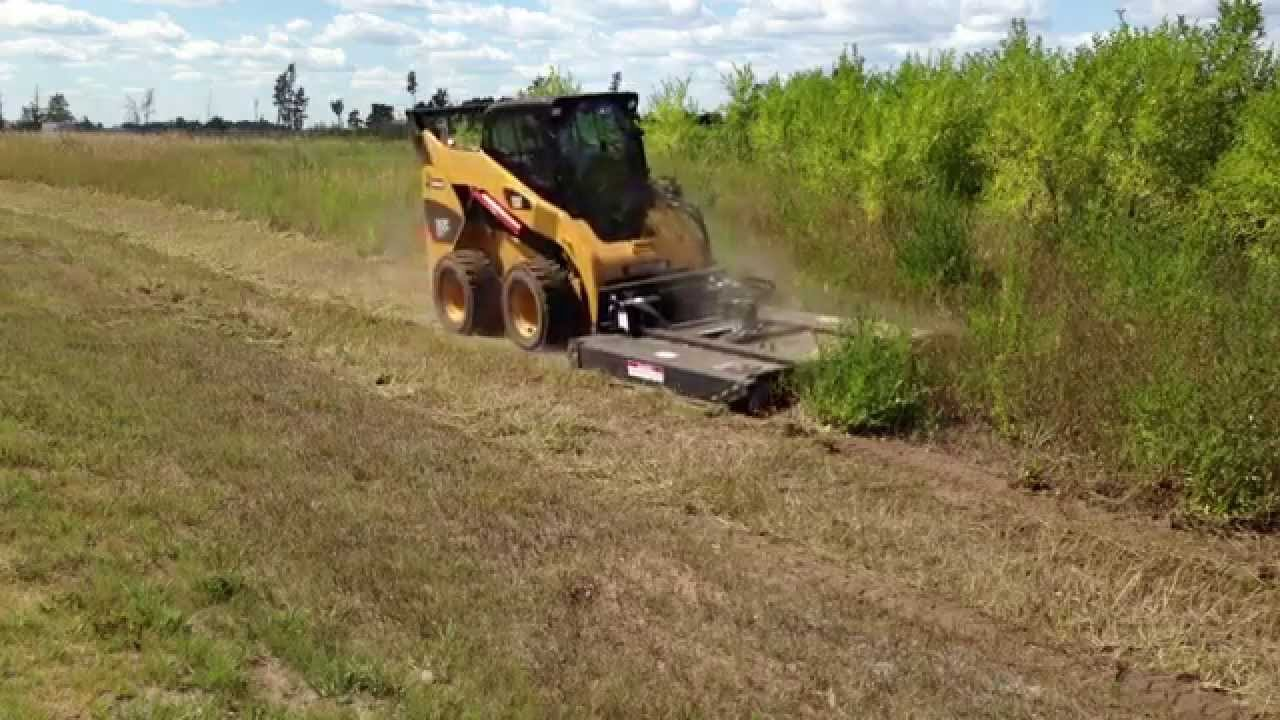 Skid Steer Brush Cutters For Sale - CleverLeverage com