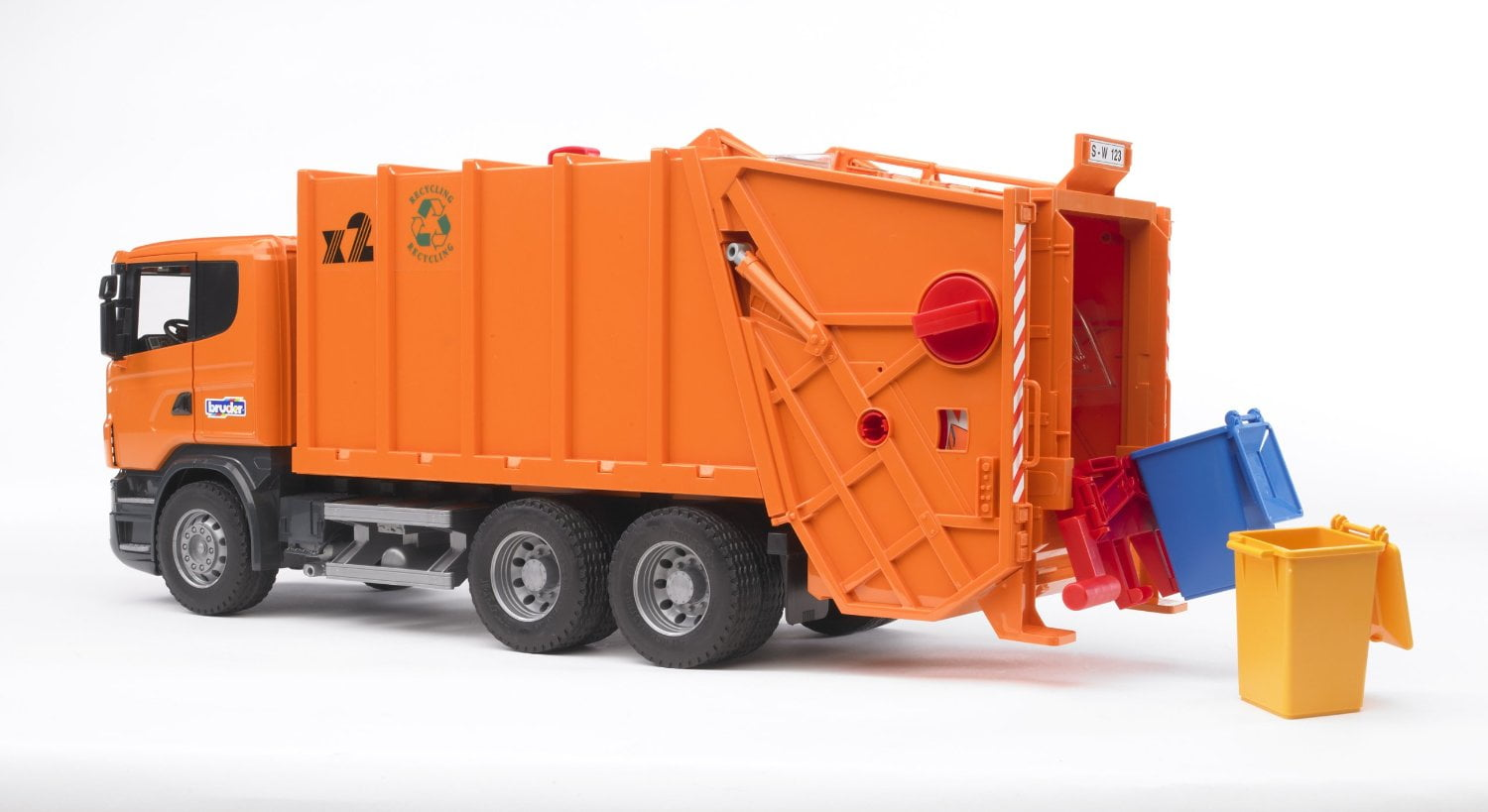 Toy Model Trucks : The top coolest garbage truck toys for sale in