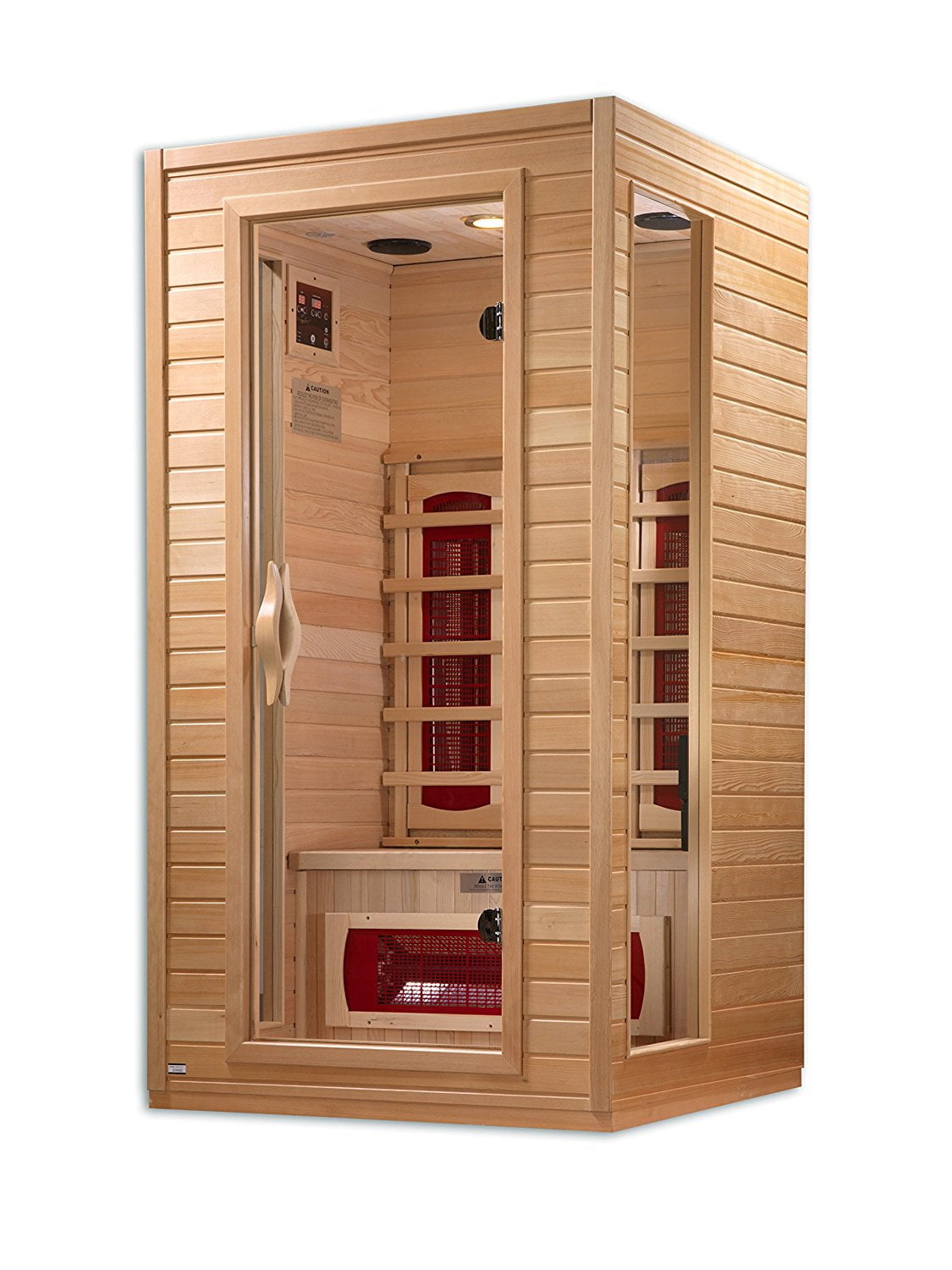 The top 6 best 2 person infrared saunas for sale far for Sauna for house