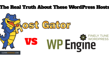 Faceoff between WpEngine & Hostgator wordpress hosting companies