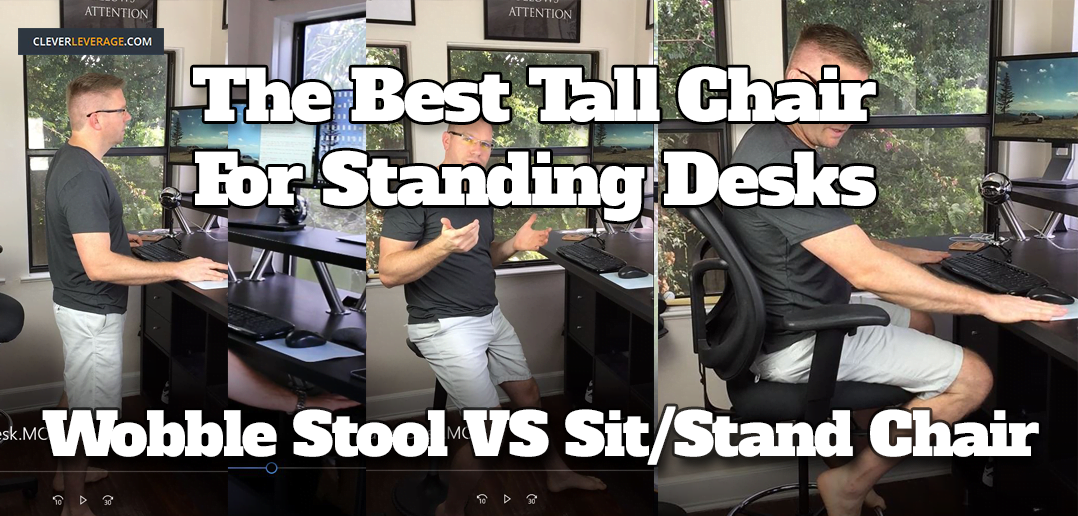 Superb My Eurotech Review The 1 Best Tall Chair For Standing Download Free Architecture Designs Embacsunscenecom