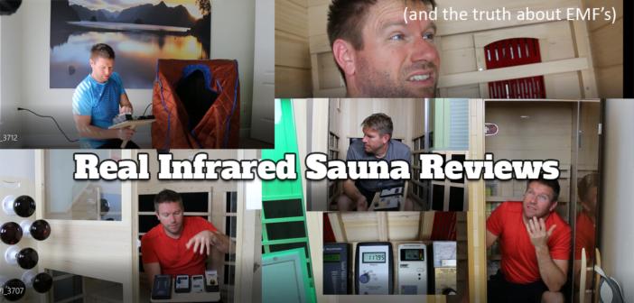 my infrared sauna reviews