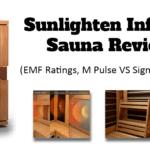 Sunlighten Infrared Sauna Review – EMF Levels – M Pulse VS Signature – Max Detox Potential