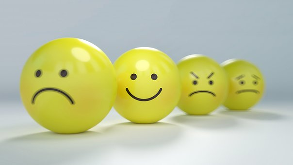 Smiley, Emoticon, Anger, Angry, Anxiety
