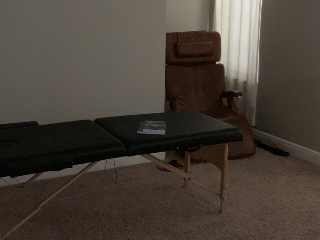 diy sound healing table